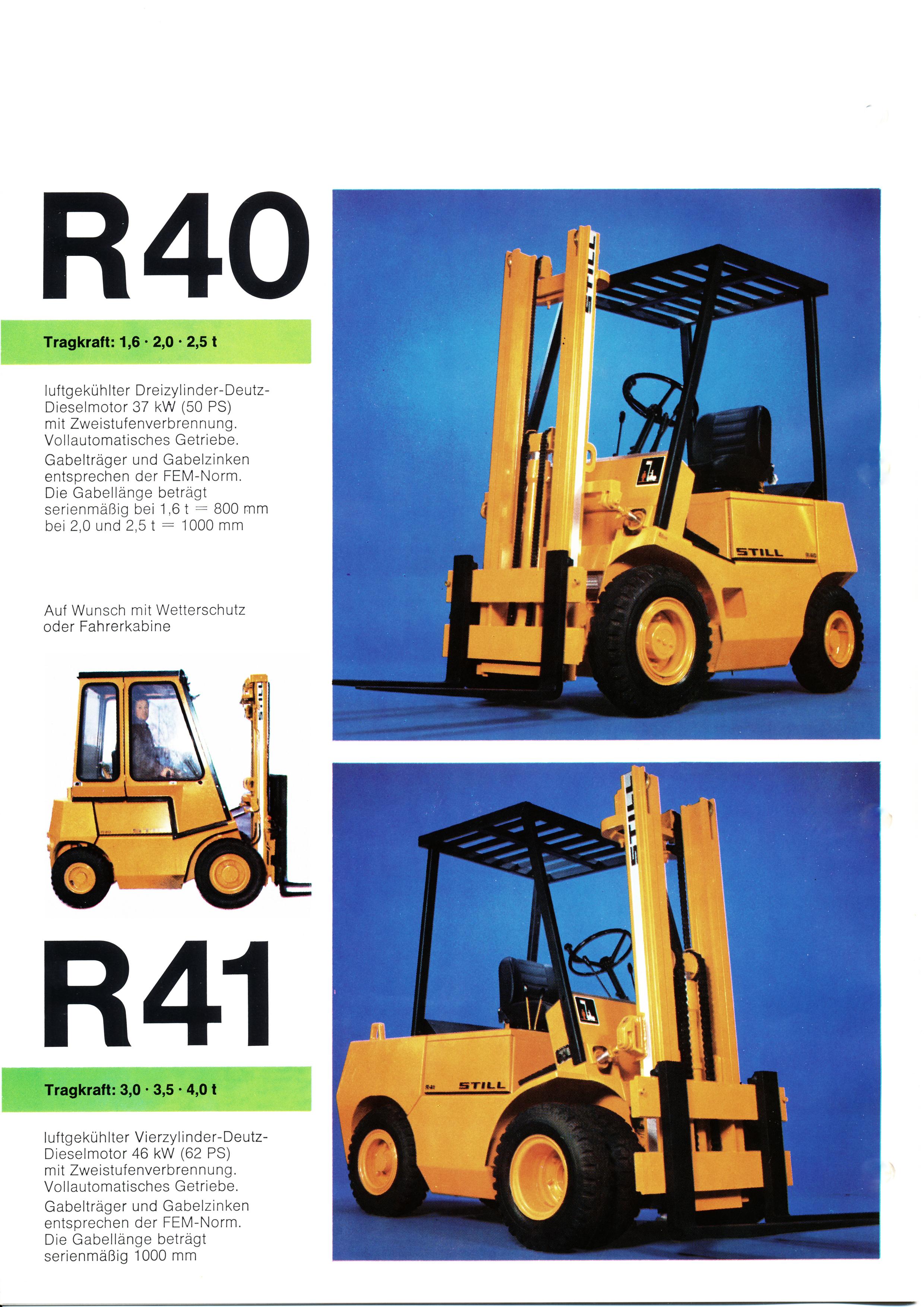 STILL R40