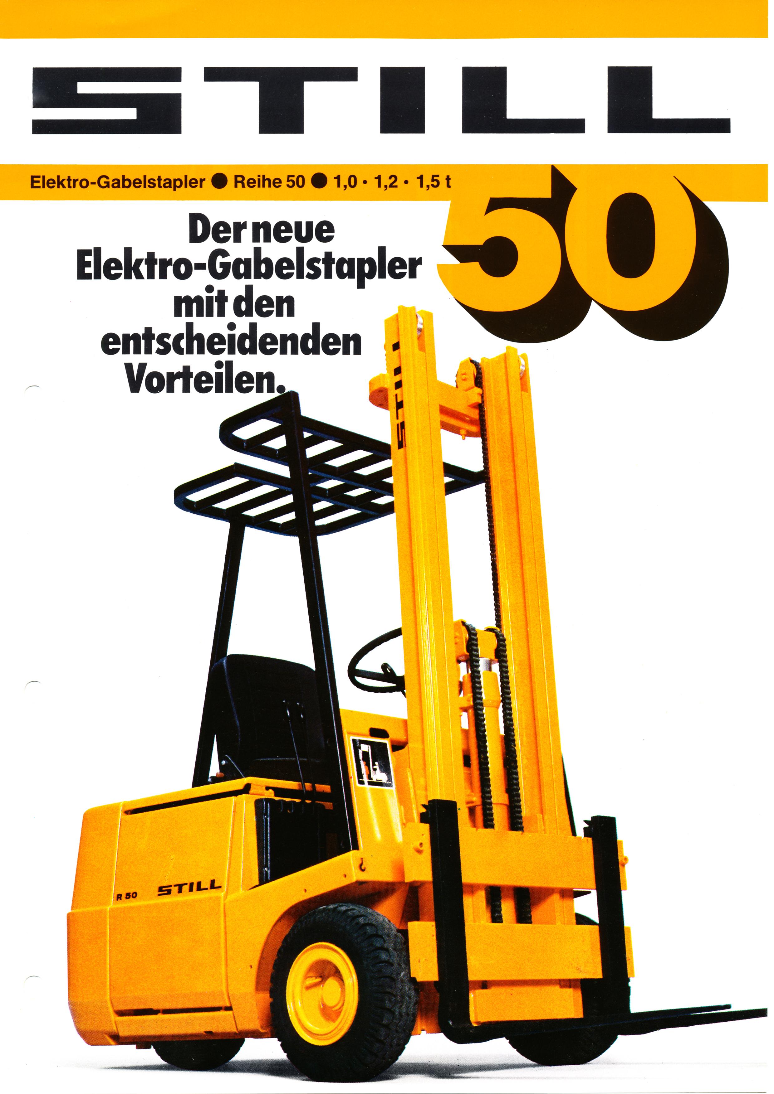 STILL R50