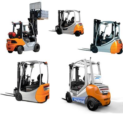 Andersen Truck tilbyr fullservice på kundens truckpark
