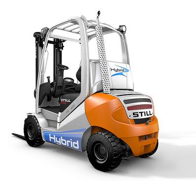 Andersen Truck utfører årlig service på trucker og maskiner