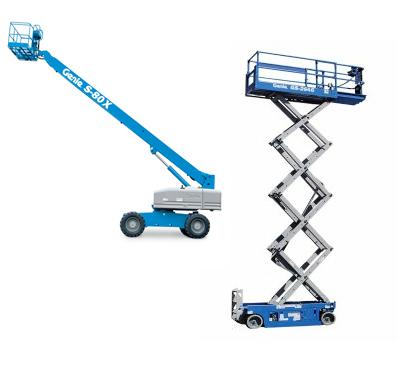 Andersen Truck utfører service og sakkyndig kontroll på alle slags lifter.