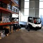 Andersen Truck sikret agenturet på Goupil elbil