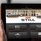 STILL APP: Enkel interaktiv produktoversikt