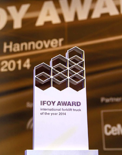IFOY Award 2014 i Hannover
