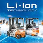 STILL er fremst på litium-ion
